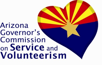 AZ governor's commission on service and volunteerism