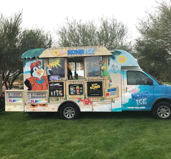 TAT food truck